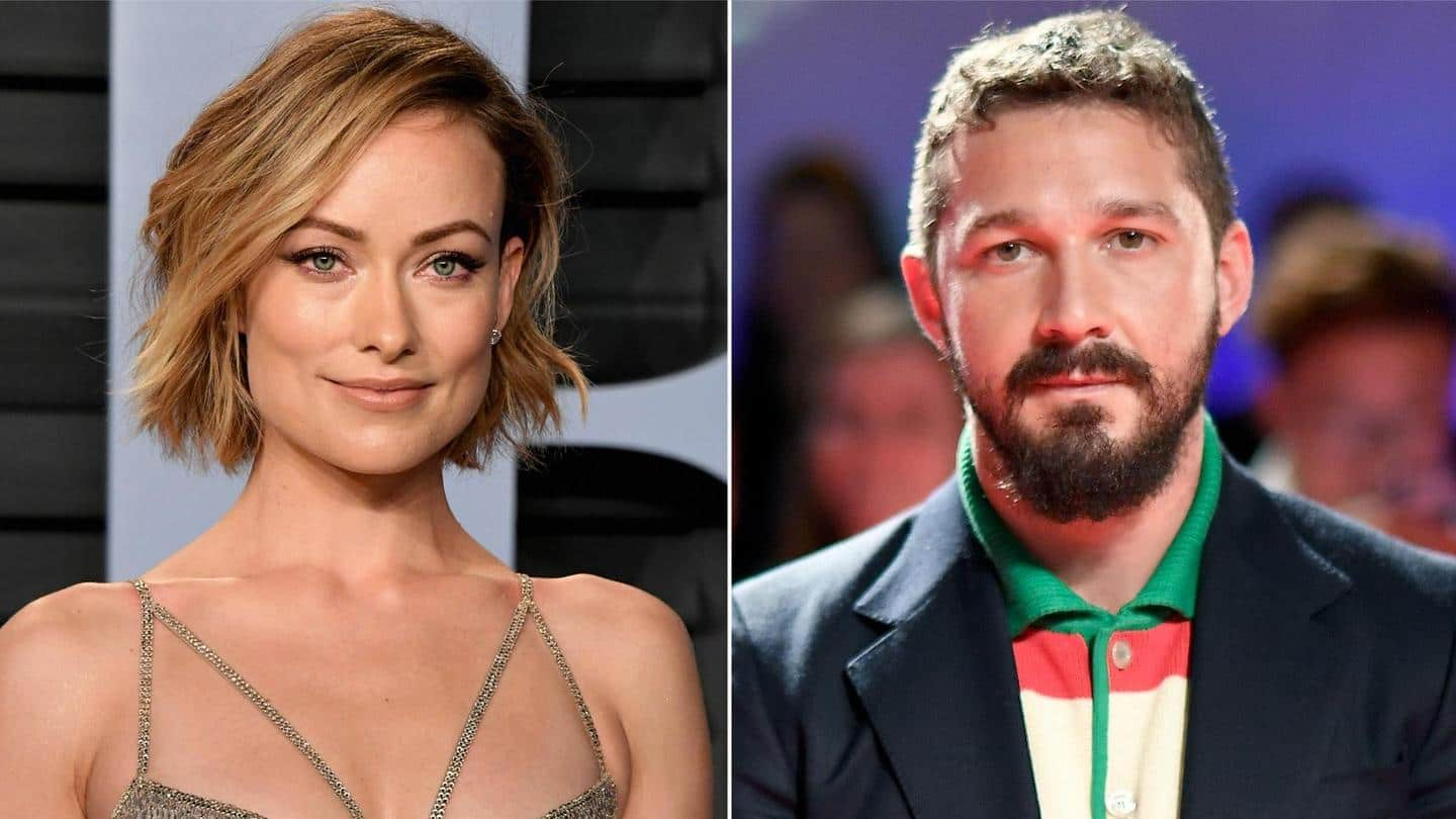 Not 'scheduling conflicts,' LaBeouf was reportedly fired from Wilde's film