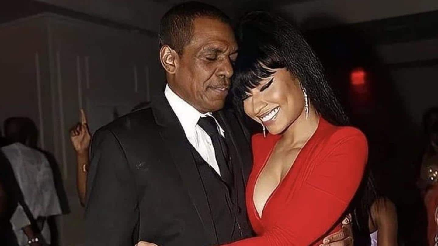 Rapper Nicki Minaj loses her father to a road accident