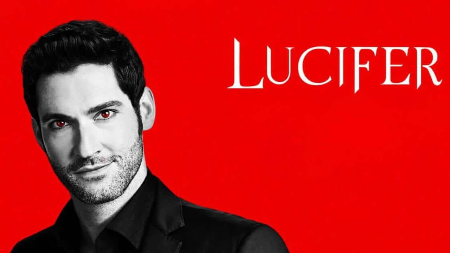 Neil Gaiman played God on 'Lucifer'