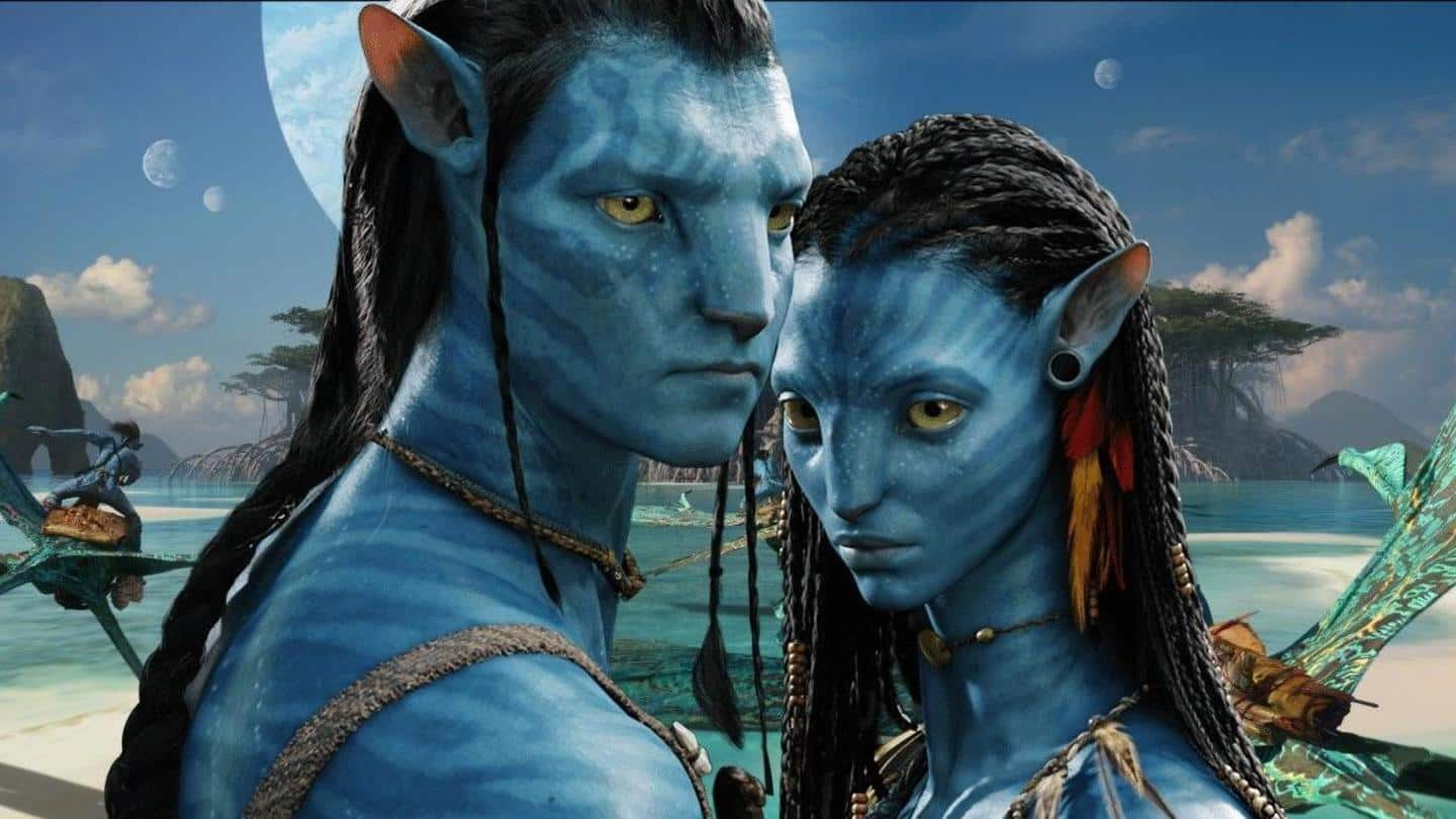 Director James Cameron just dropped exciting news about 'Avatar 2'