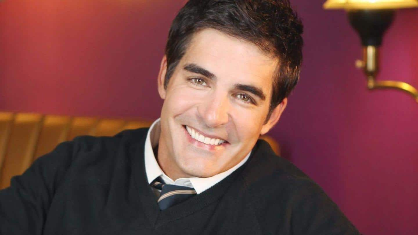 Galen Gering returns to 'Days of Our Lives' sans Alfonso