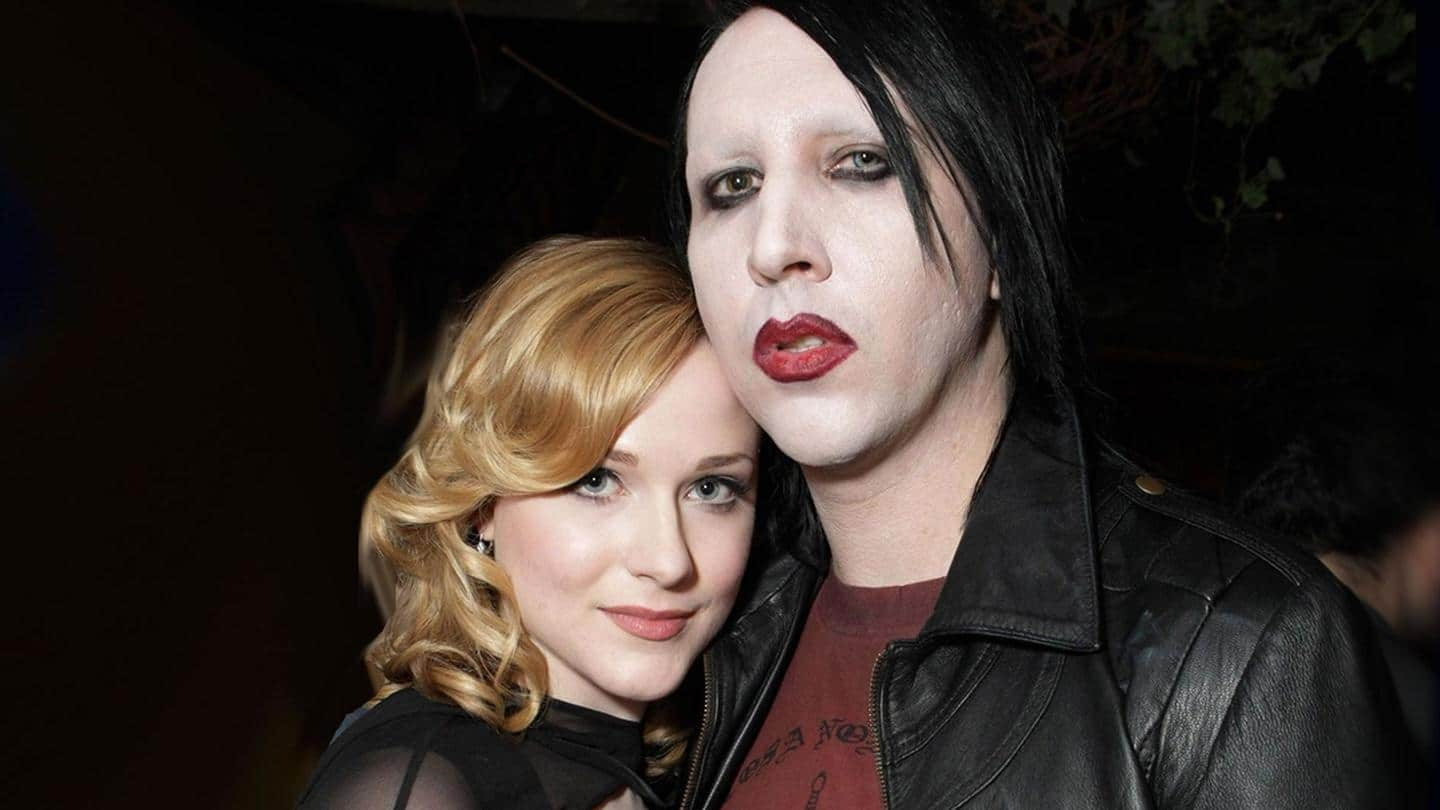 Marilyn Manson accused of domestic violence, sexual abuse by women