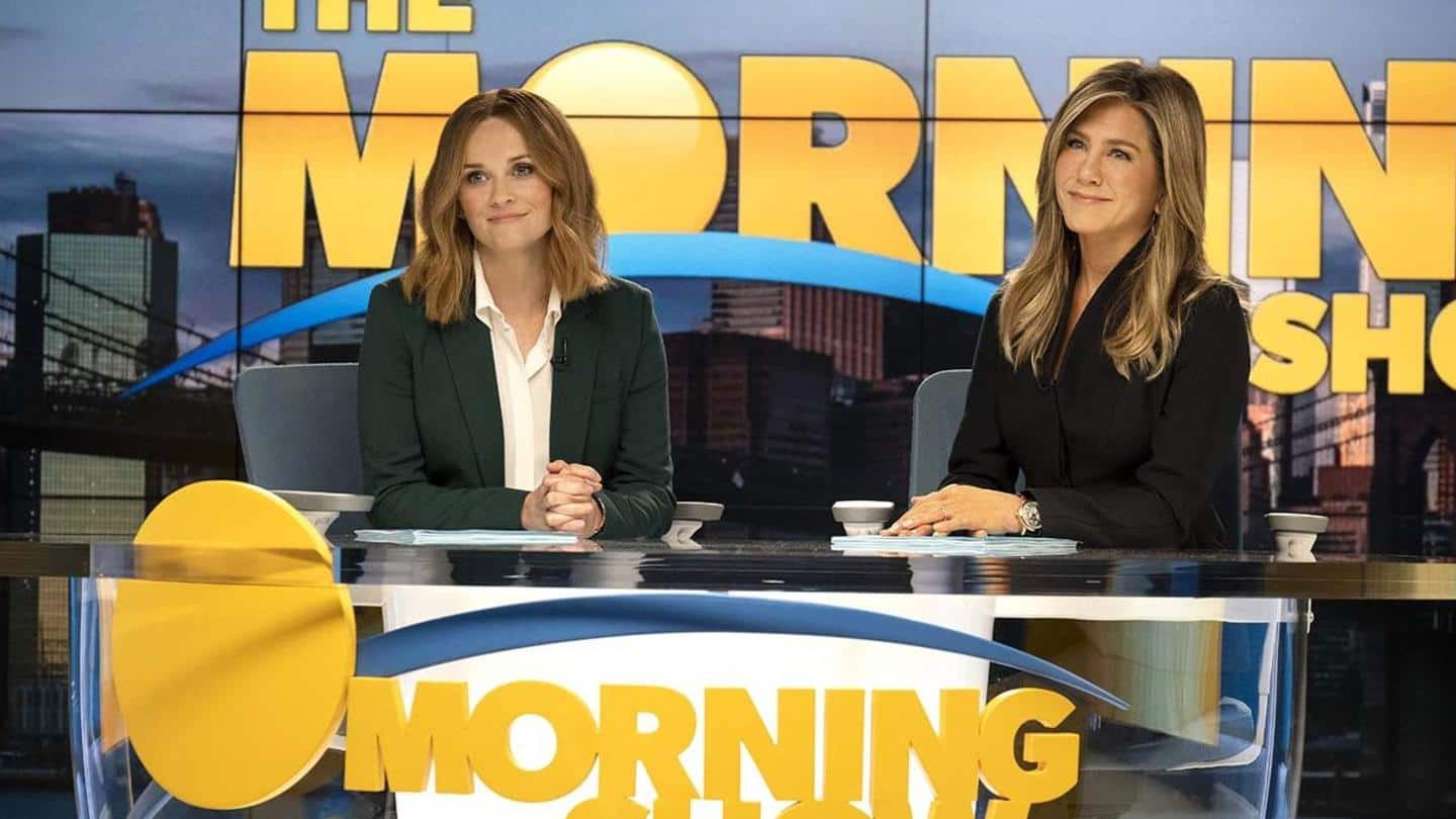 COVID-19 scare: 'The Morning Show' production faces second shutdown