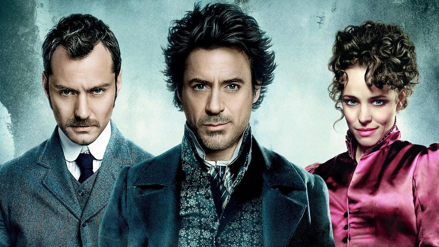Robert Downey Jr. wants Johnny Depp for 'Sherlock Holmes 3'