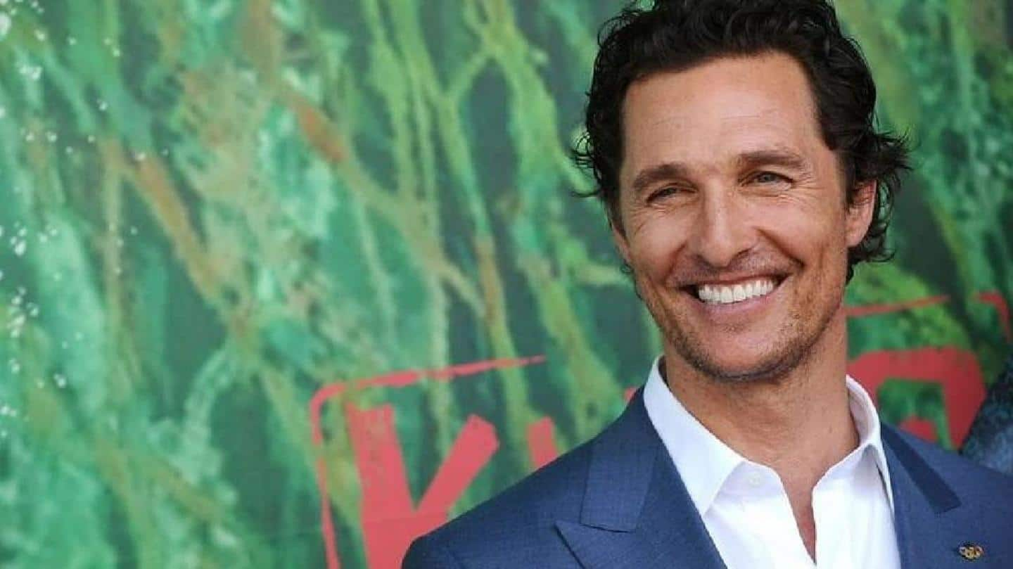 Matthew McConaughey wants 'How To Lose a Guy...' sequel