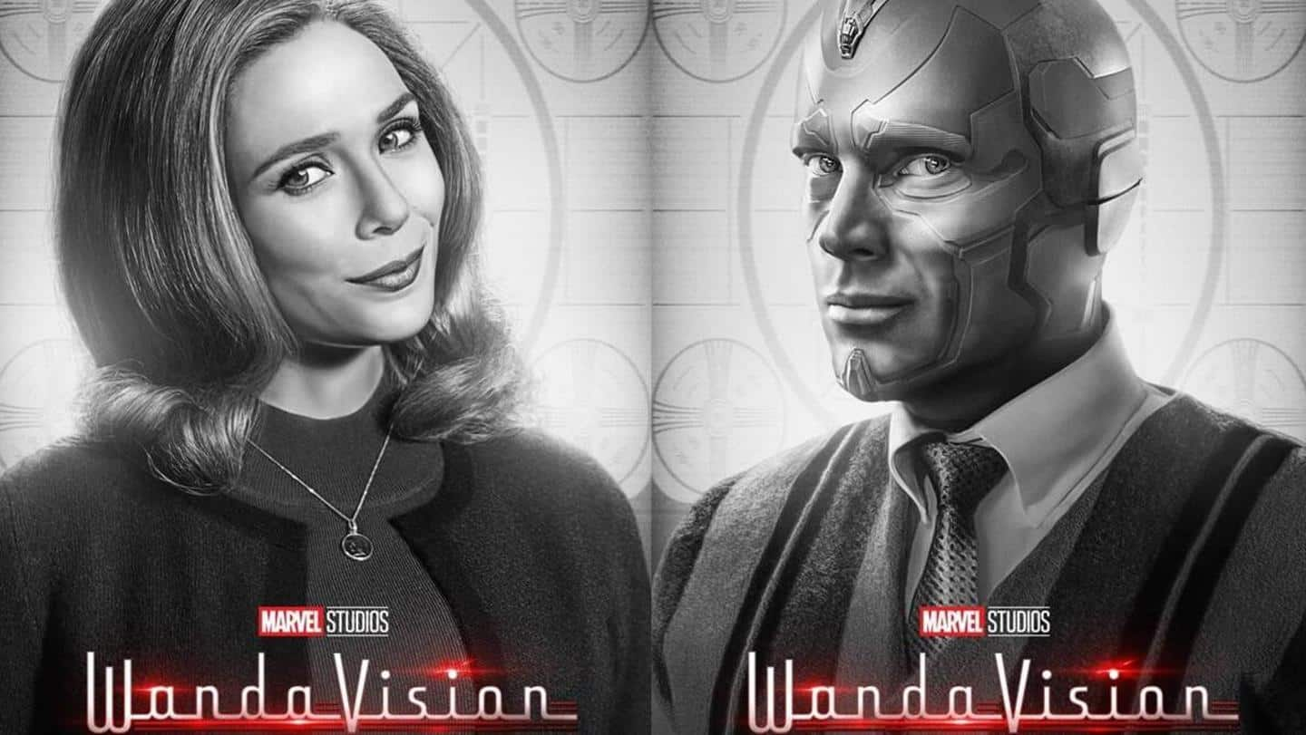 'WandaVision' is the top-rated series in the world right now