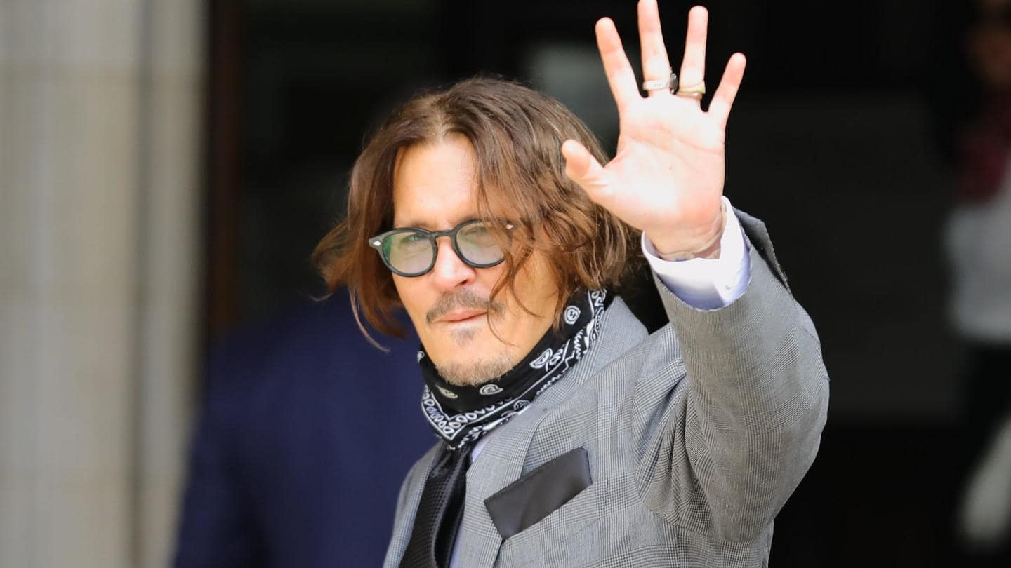 'The Sun' case fallout: Depp forced to quit 'Fantastic-Beasts' franchise