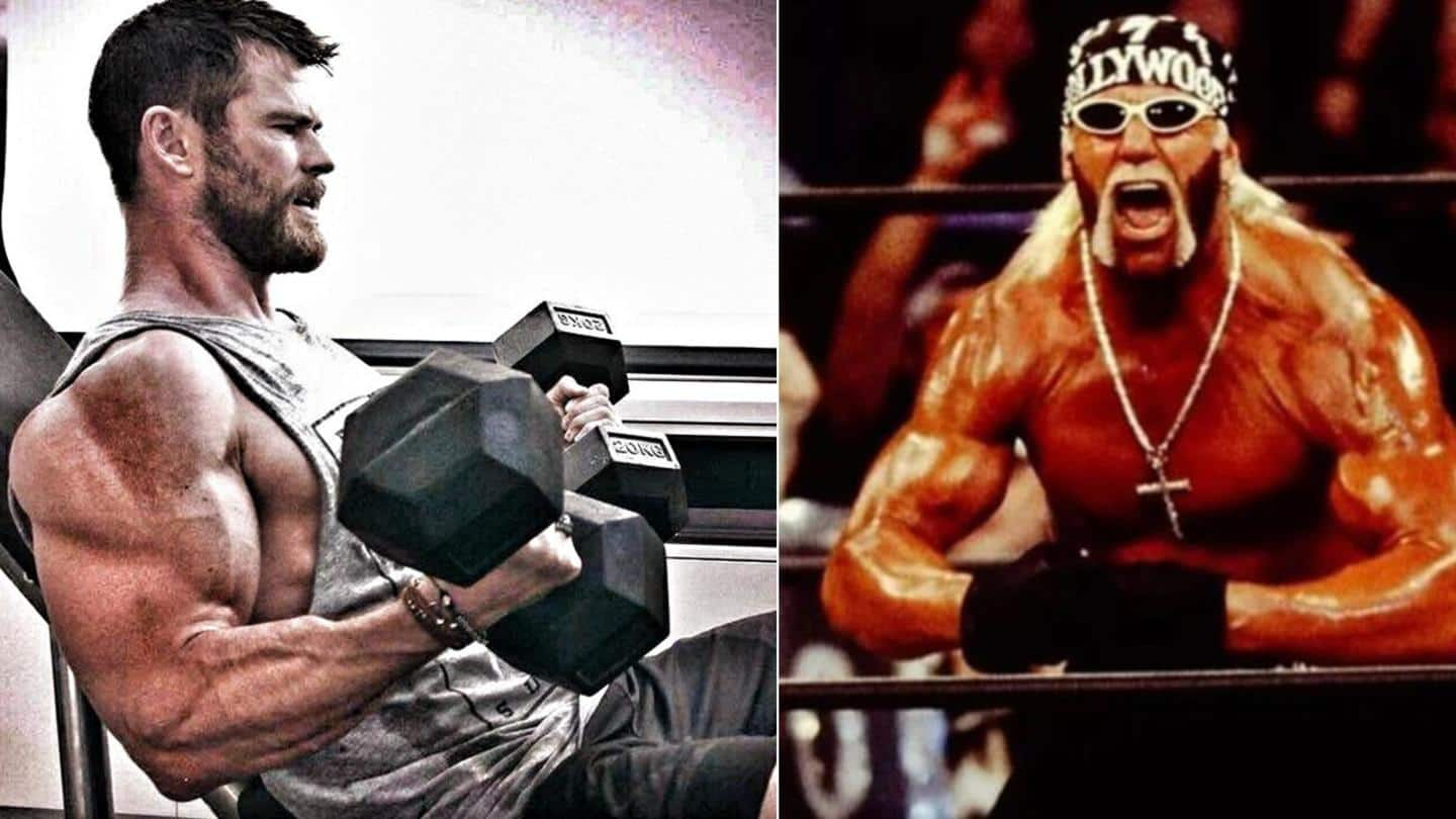 Other choices instead of Chris Hemsworth for Hulk Hogan movie