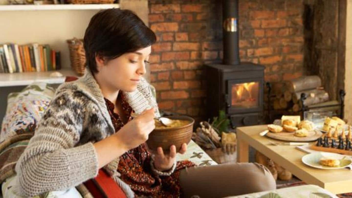 #HealthBytes: These foods can help you keep warm in winter