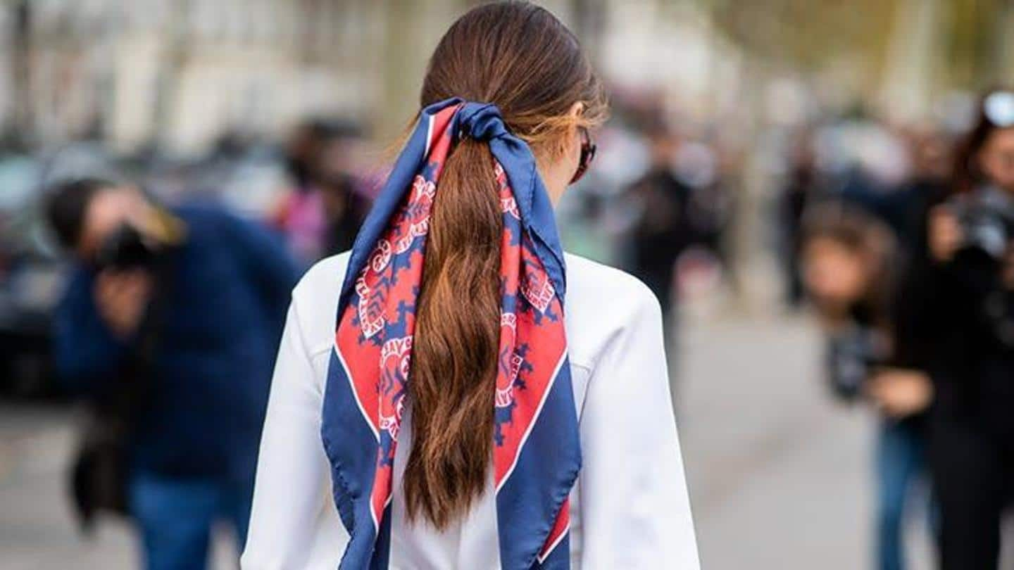 'Hair' to stay: Stylish hair accessories that are back