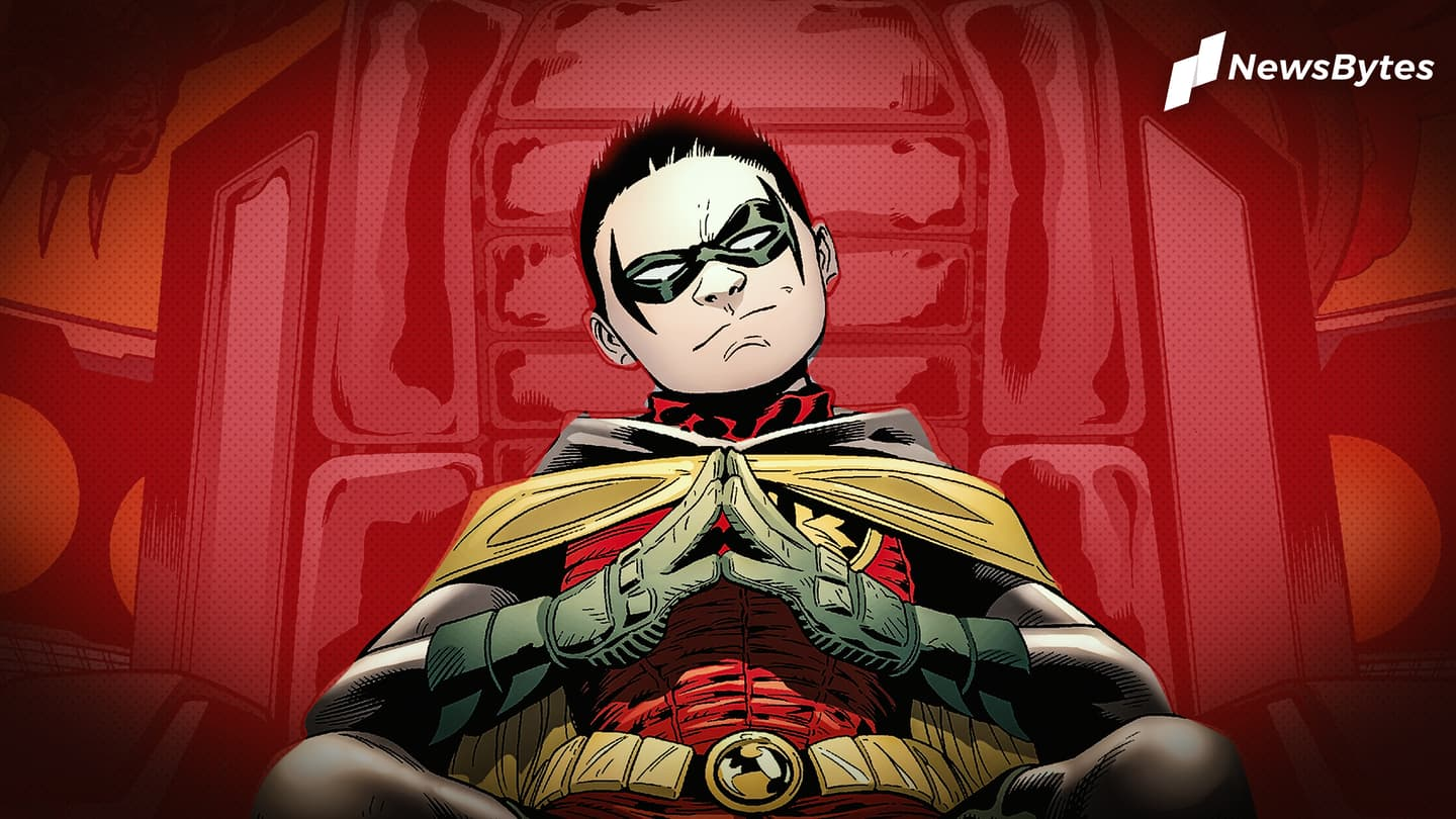 #ComicBytes: The complicated history of Batman's biological son, Damian Wayne