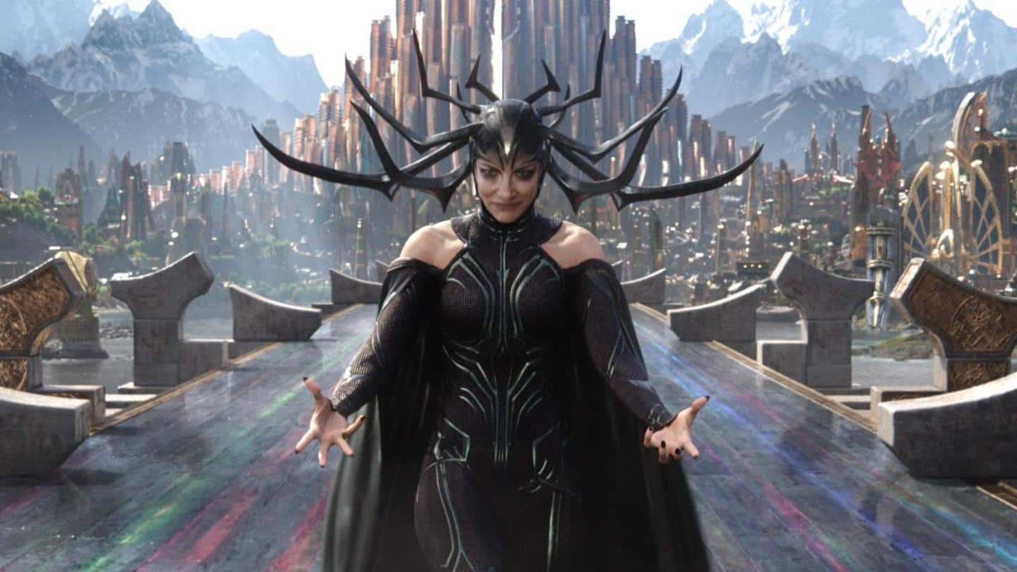 Key differences between Hela's character in the MCU and comics