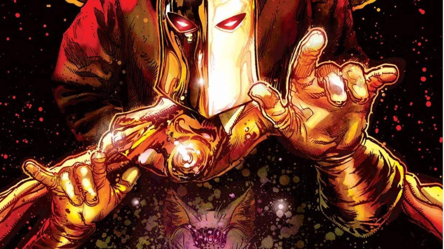 #ComicBytes: What makes Doctor Fate DC's most powerful sorcerer?