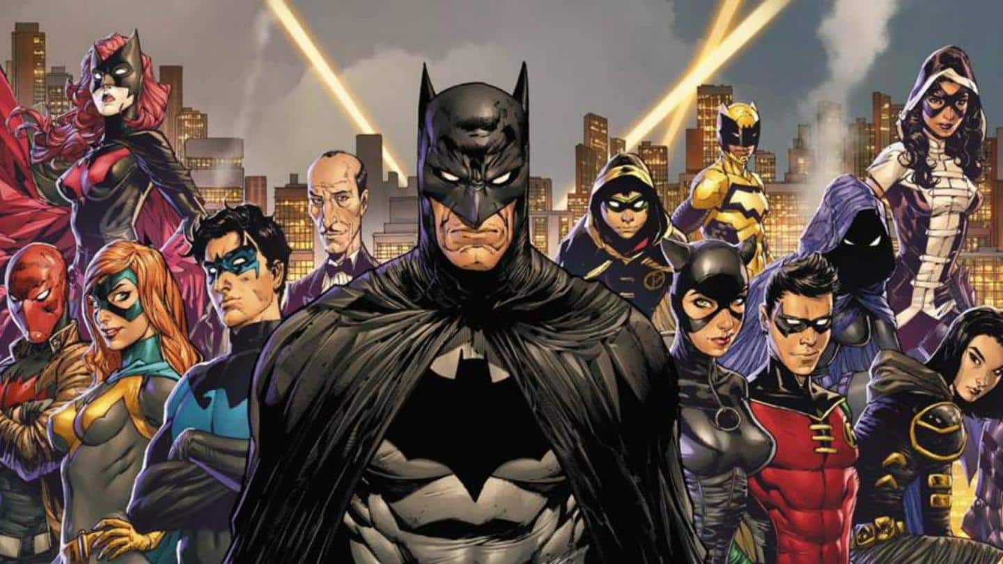#ComicBytes: DC's best characters who don't have any superpowers
