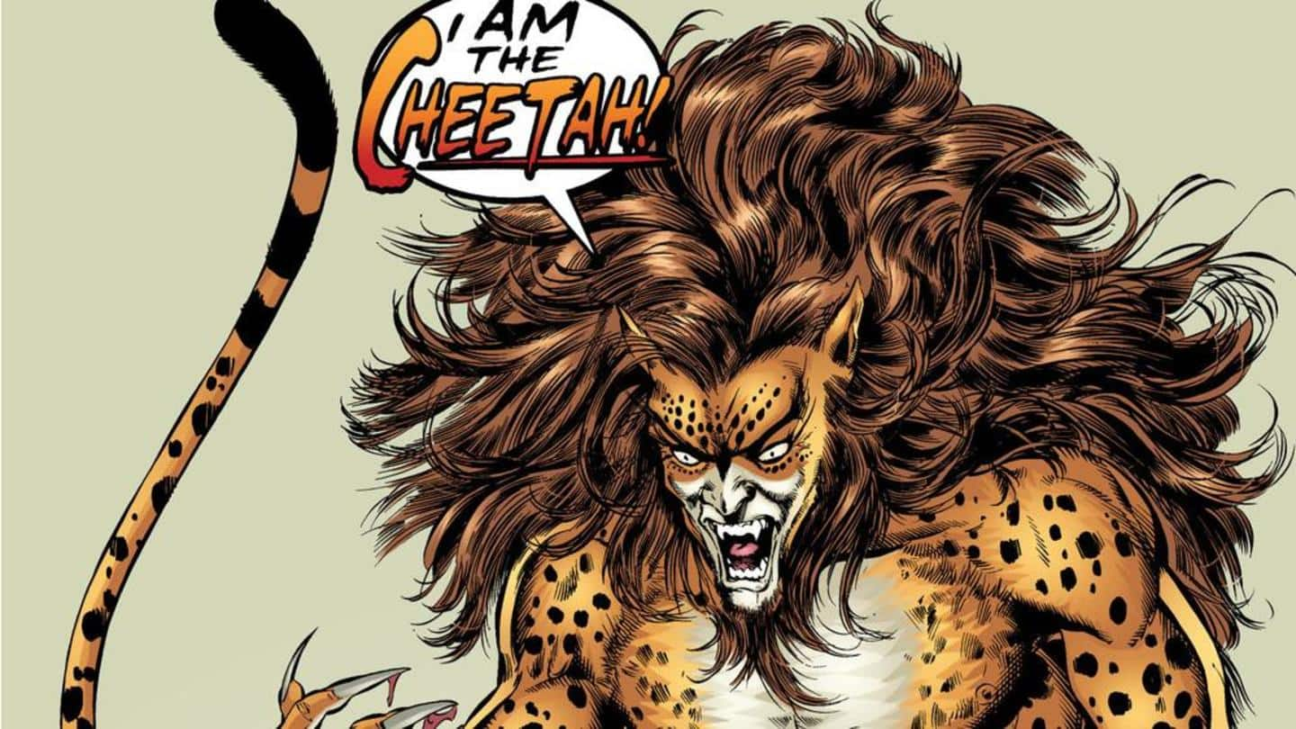 #ComicBytes: Let's trace the Cheetah's journey in DC comics