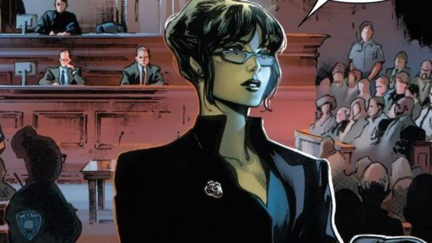 #ComicBytes: Who are Marvel's most prominent lawyers?
