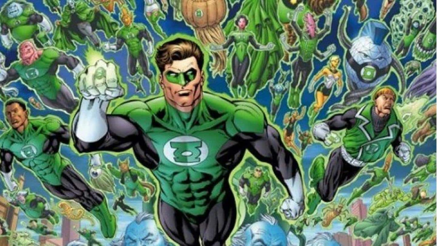 #ComicBytes: History of all the Lantern Corps in DC