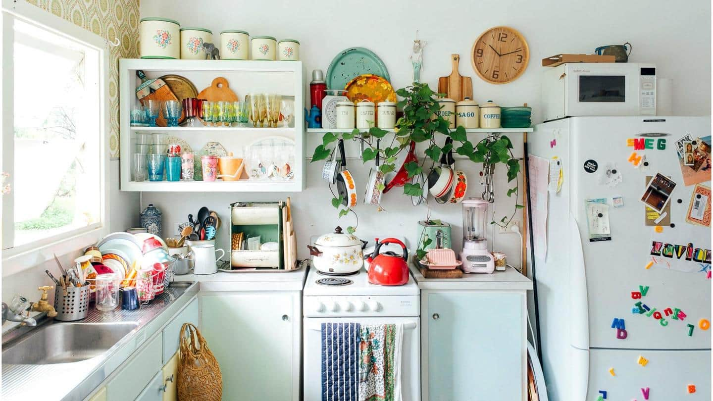 A basic guide for organizing your kitchen