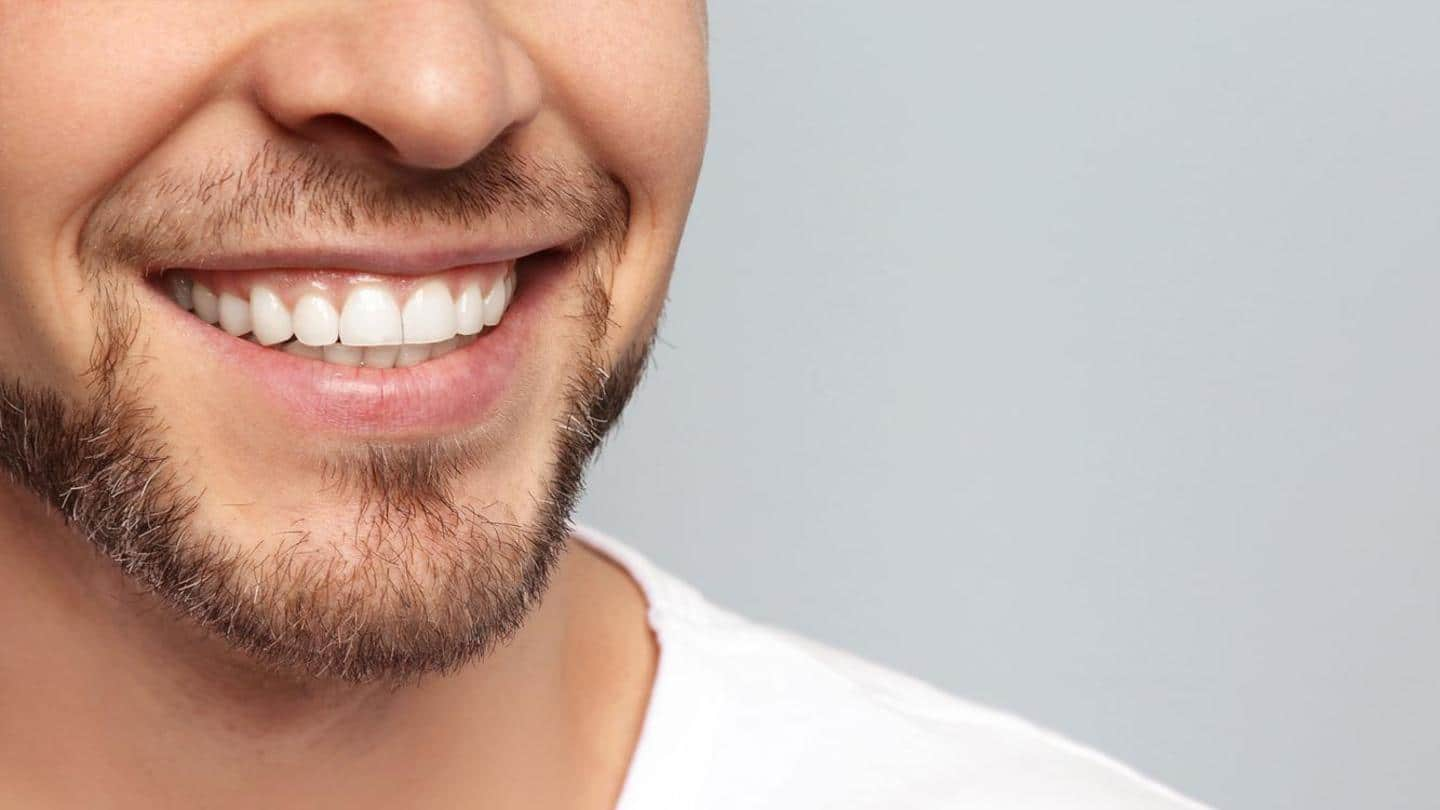 Tips to get shiny white teeth