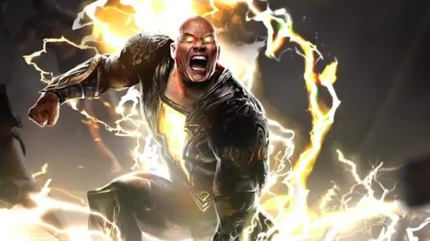 All you need to know about DC's anti-hero Black Adam