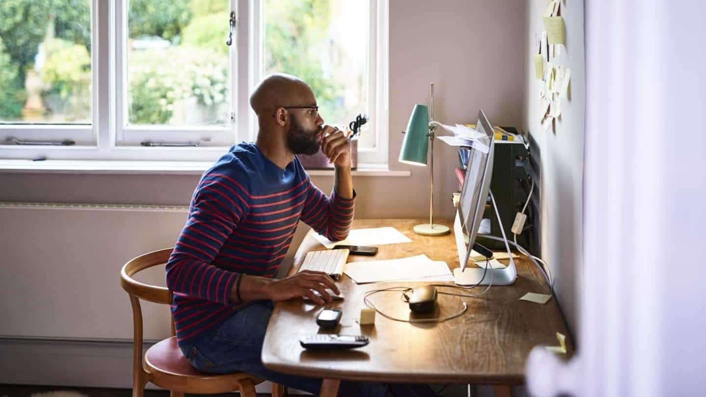 How to set up an effective 'Work from Home' office