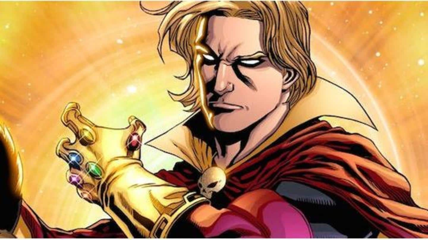 #ComicBytes: Know about the origin story of Adam Warlock