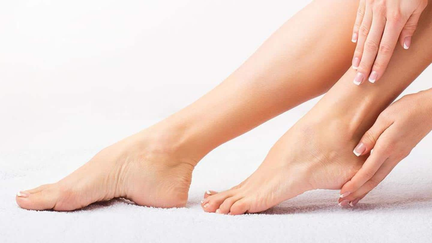 Ways to remove dead skin from your feet