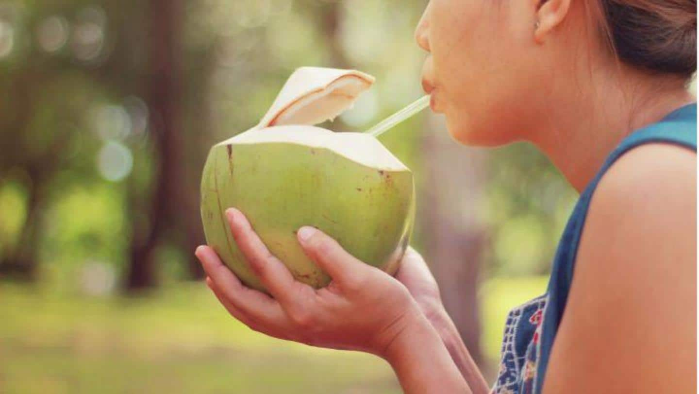 Here's why you should drink more coconut water