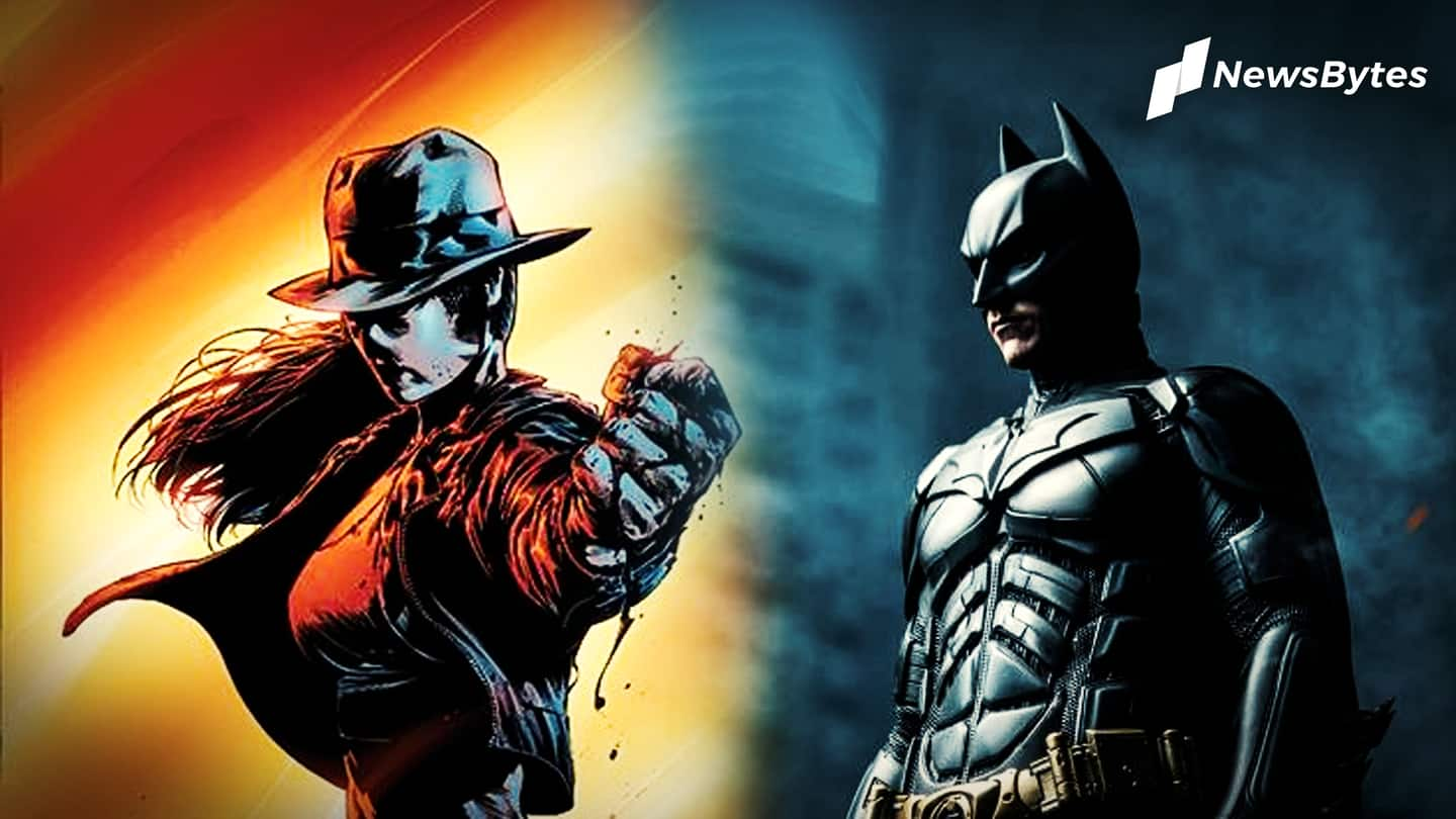 #ComicBytes: List of best detectives in the DC Universe