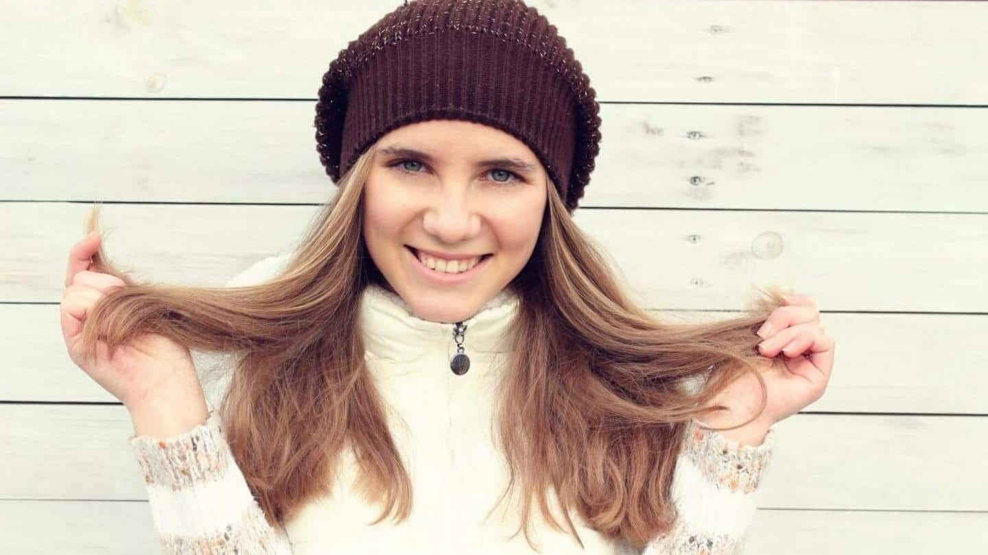 This winter, follow these tips and manage your glorious mane