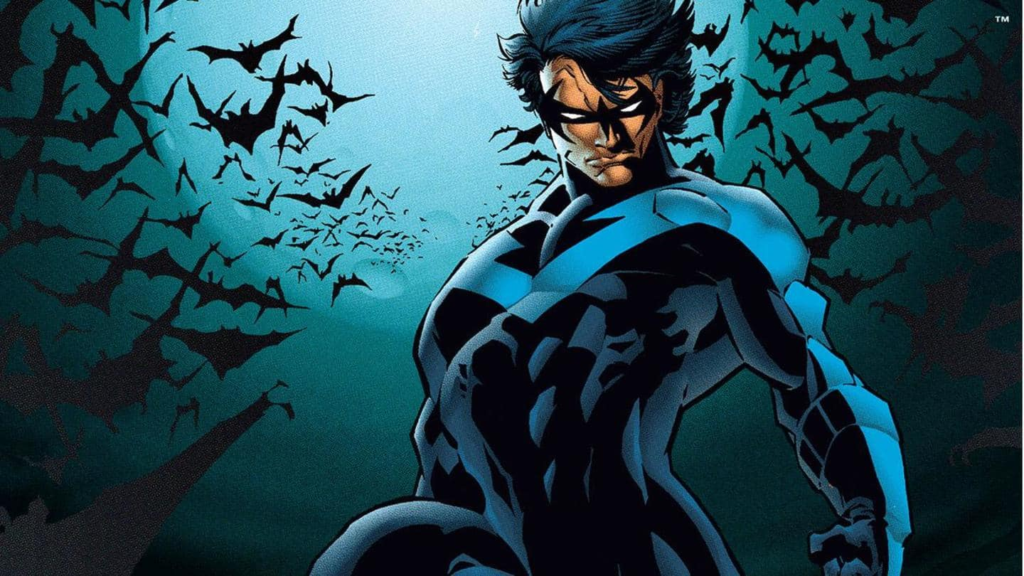 #ComicBytes: How did Dick Grayson evolve from Robin to Nightwing?