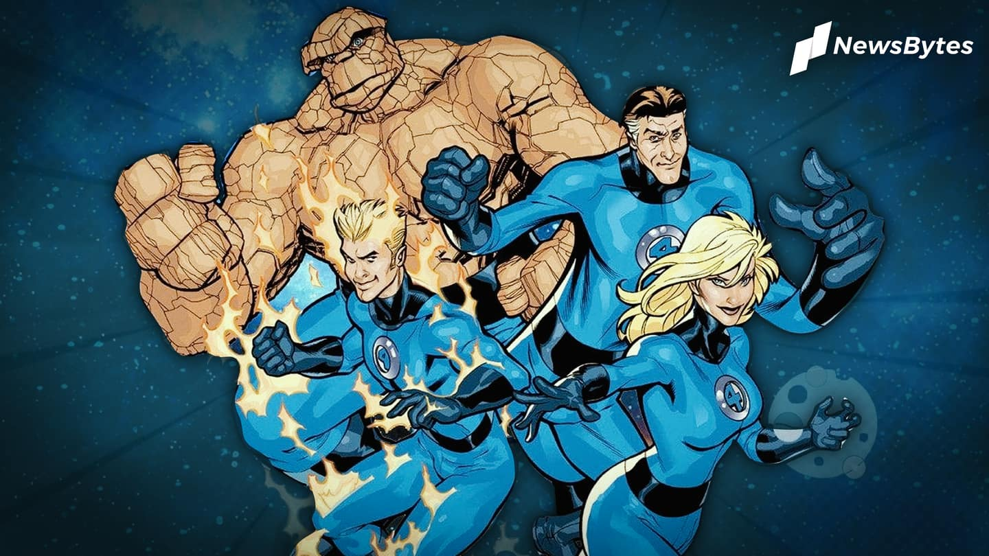 #ComicBytes: Interesting facts about the Fantastic Four, Marvel's first family