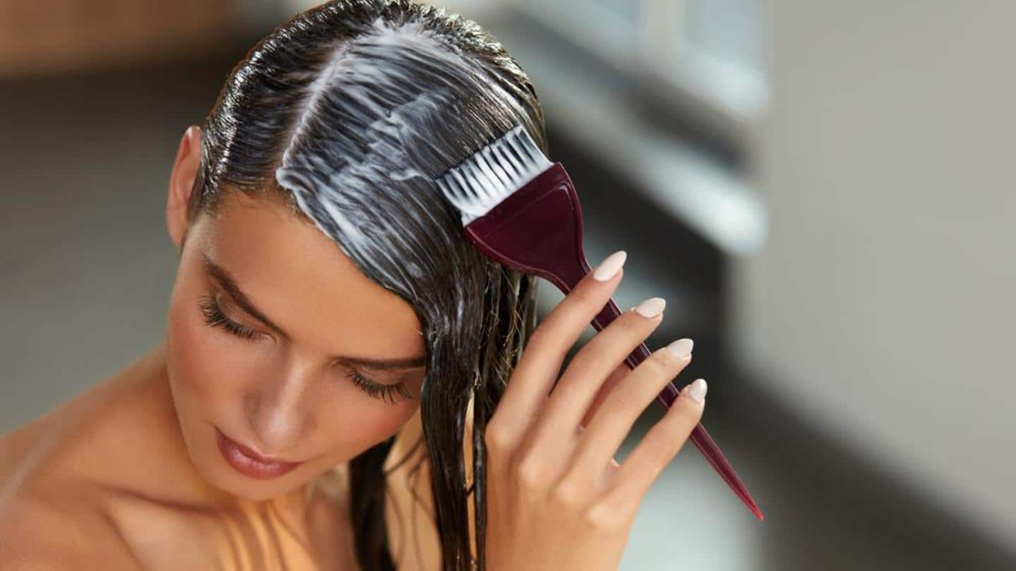 DIY hair masks that can treat your dry hair problems