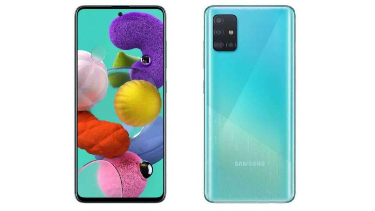 Samsung A52 5G appears on Google Play Console, specifications reiterated