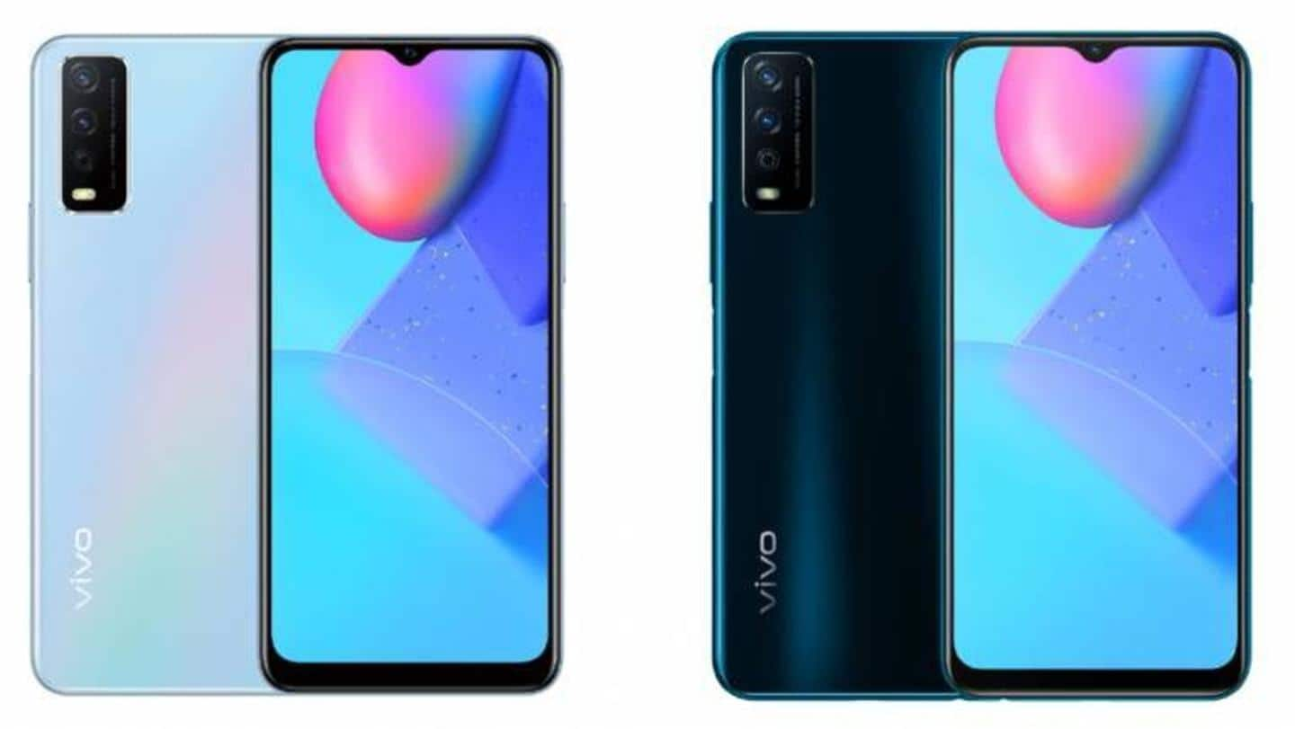 Vivo launches Y12s handset in India at Rs. 10,000