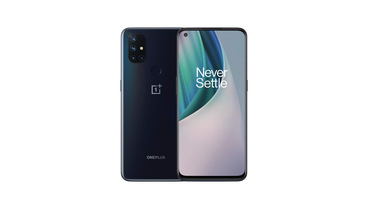 OxygenOS 10.5.8 update released for OnePlus Nord N10 5G