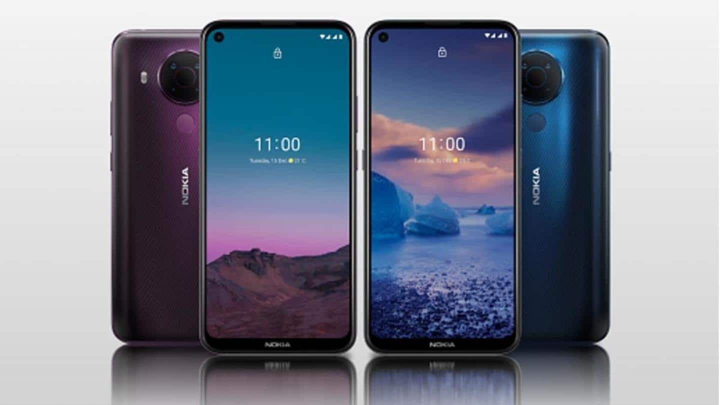 Nokia 5.4 to debut in India on February 10: Report