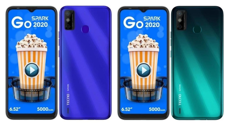 Image result for tecno spark go 2020 price in india