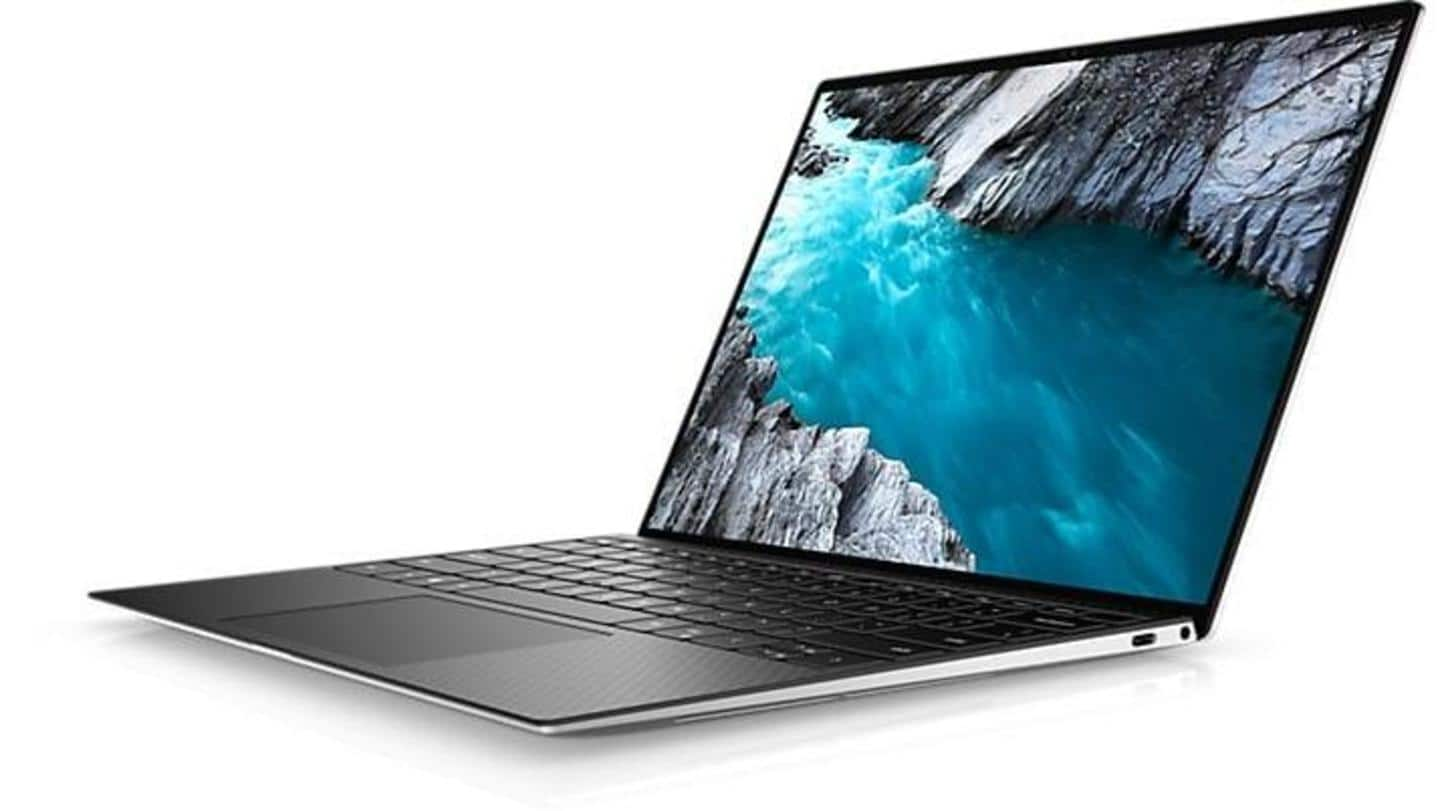 Dell XPS 13, with 11th-generation Intel CPUs, goes on sale