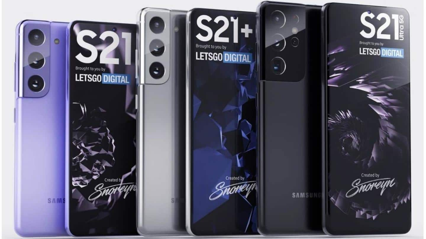 Ahead of launch, Samsung Galaxy S21 series' official teasers leaked