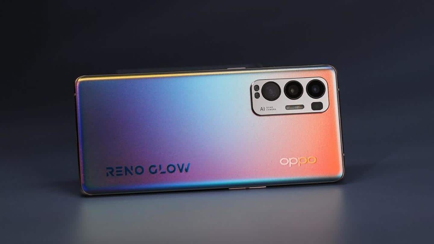 OPPO may soon launch Reno5 Pro+ 5G smartphone globally
