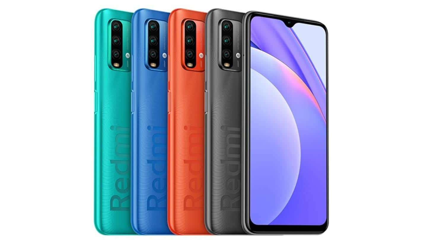 Redmi 9 Power's 6GB RAM variant arriving soon, prices revealed