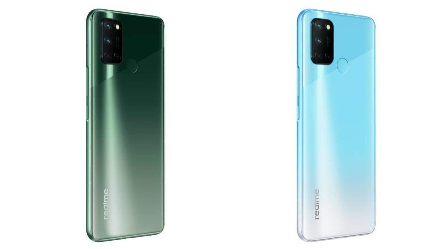 Realme releases Android 11 update for 7i smartphone in India