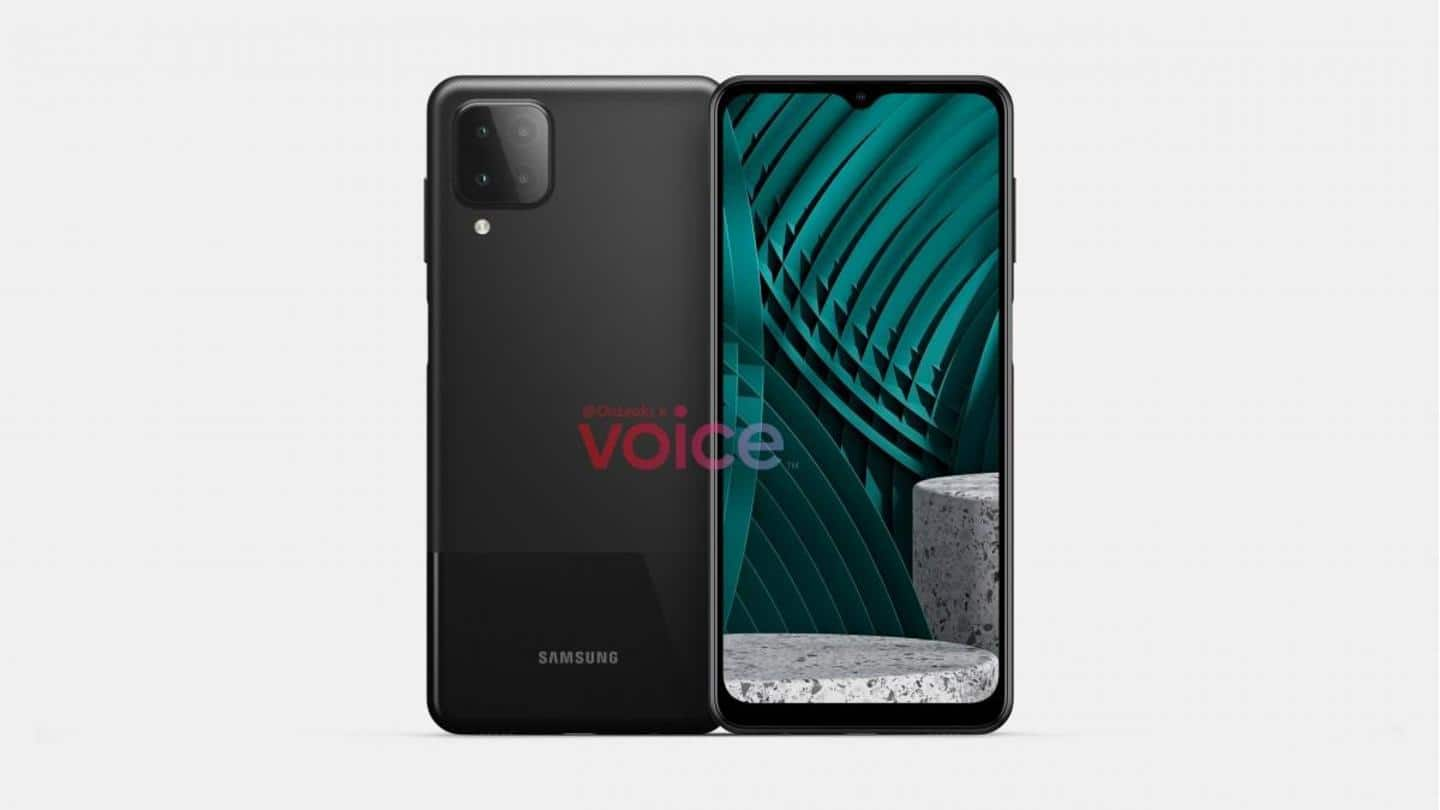Samsung Galaxy M12 to feature a 6,000mAh battery, reveals FCC