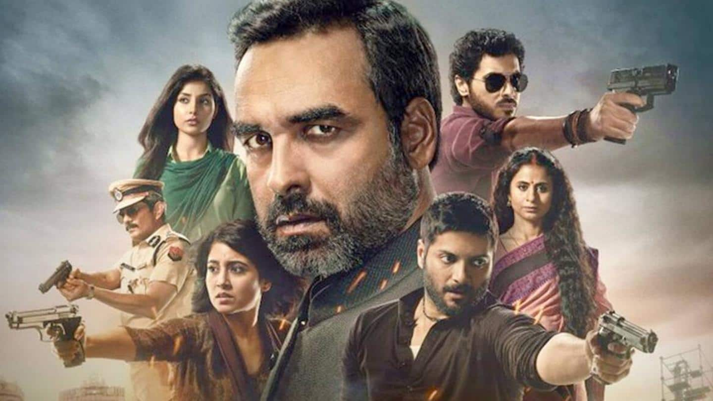 'Mirzapur' makers apologize to novelist, promise to edit controversial scene