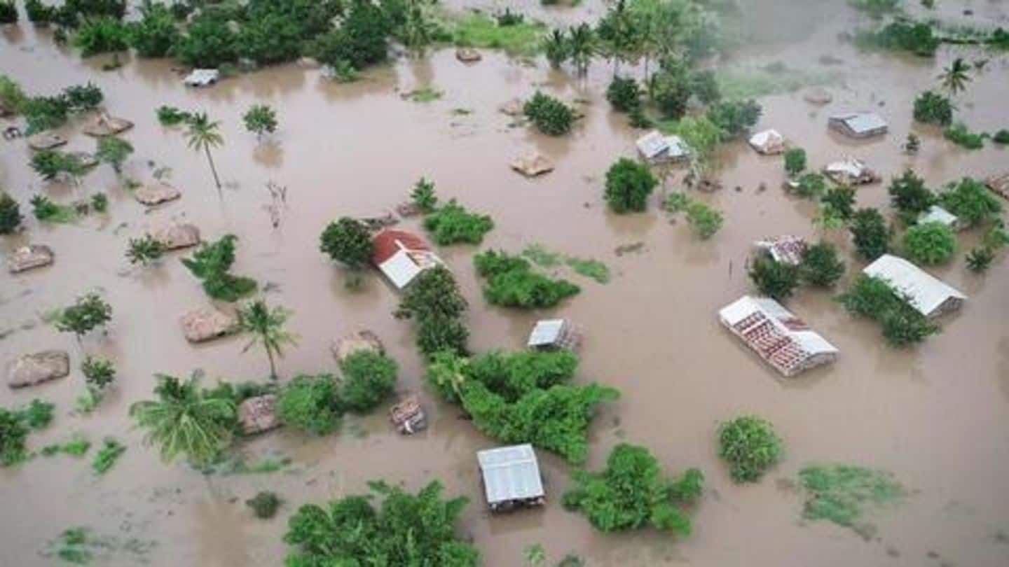 Cyclone Idai: Over 1,000 people feared dead in Mozambique