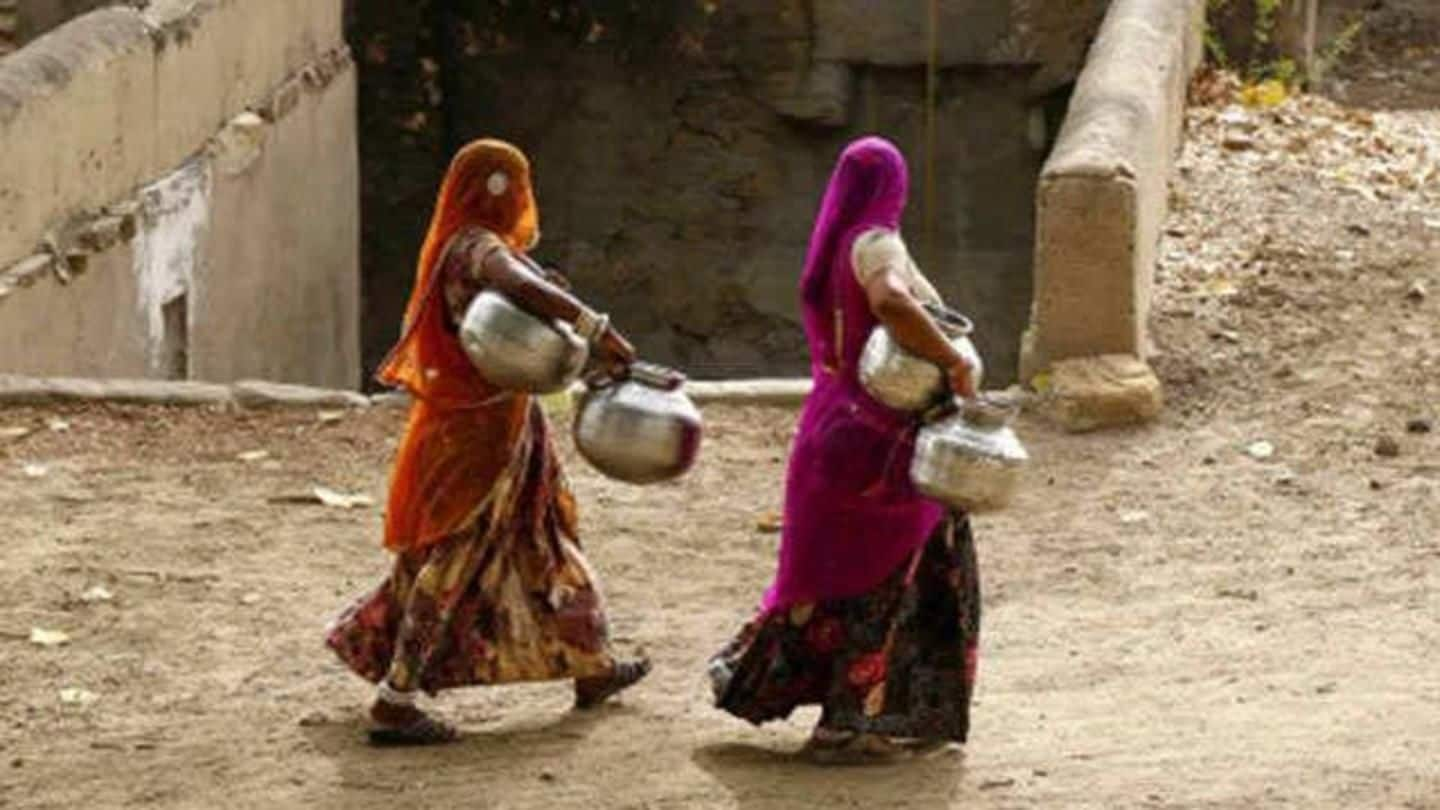 Rajasthan ranks low on drinking-water supply for villages: NITI Aayog