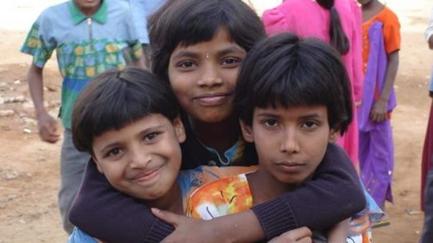 Indians mostly prefer children aged below 2 years for adoption