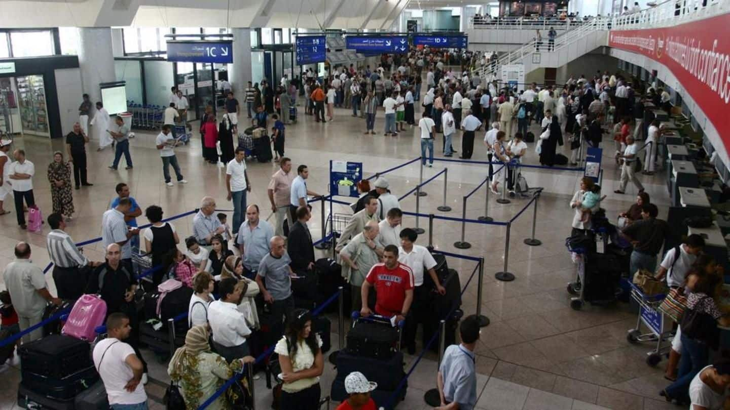 Indian airports witness 21.7% growth in passenger-traffic in April YOY