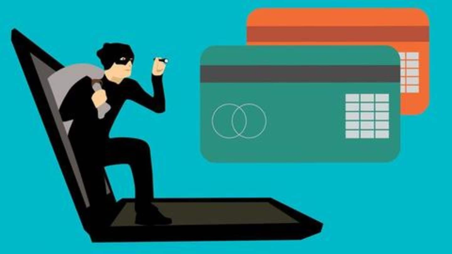 #FinancialBytes: Five types of credit card frauds to know about